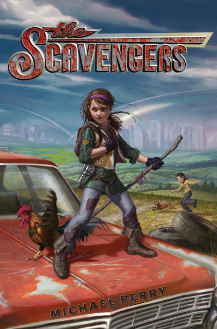 Scavengers cover 2