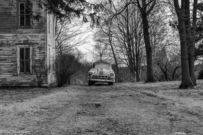 aw spooky car